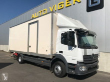 Camion fourgon Mercedes 1224L