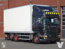 Camion fourgon Scania R 560