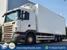 Used mono temperature refrigerated truck Scania G 400
