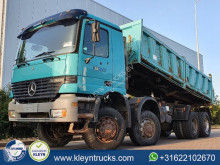 Mercedes Actros 4140 truck used three-way side tipper