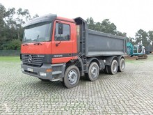 Used construction dump truck Mercedes Actros 3235