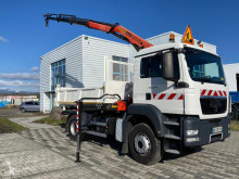 MAN TGA 18.320 truck used two-way side tipper