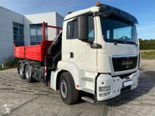 MAN TGA 26.440 truck used tipper