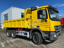 Camion bi-benne occasion Mercedes Actros 2641