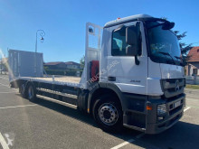 Camion transport utilaje Mercedes Actros 2536