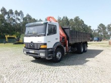 Used construction dump truck Mercedes Actros 2628