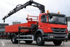 Camion benne occasion Mercedes Axor 1829