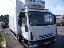 Iveco Eurocargo ML 75 E 16 LKW gebrauchter Kühlkoffer Multi-Temperaturzonen