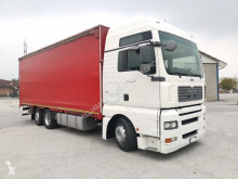 Camion MAN TGA 24.400 obloane laterale suple culisante (plsc) second-hand