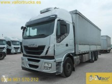 Camion Iveco Stralis AS 260 S 50 Y/P obloane laterale suple culisante (plsc) second-hand