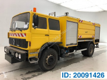 Renault G260 truck used fire