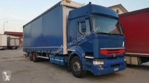Camion cu prelata si obloane second-hand Renault Premium 370