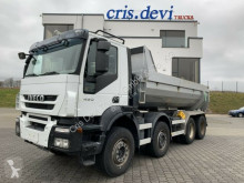 Camion Iveco 340T45 Trakker 8x4 Muldenkipper benne occasion