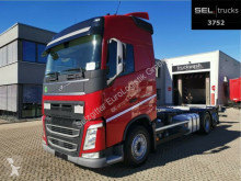 Camion châssis occasion Volvo FH 500 / Liftachse/ I-Shift Dual Clutch / German