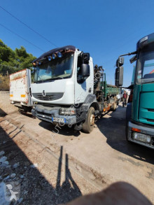 Camion tri-benne occasion Renault Kerax 410
