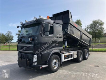Camion benă second-hand Volvo FH540 6X4 FULL STEEL RETARDER HUB REDUCTION EURO 5