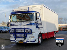 DAF mono temperature refrigerated trailer truck XF
