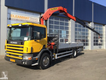 Scania flatbed truck P