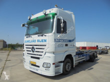 Camion BDF second-hand Mercedes Actros 2541