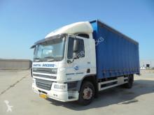 DAF CF65 truck used tautliner