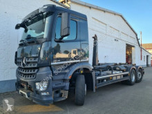 Camion Mercedes Arocs 2545 L 6x2 2545 L 6x2/4 Meiller RK 20.70, Lenk-Liftachse Kli-Ret polybenne occasion