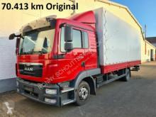 Camión MAN TGL 8.180 BL 4x2 8.180 DOKA 2 x AHK R-CD lona usado