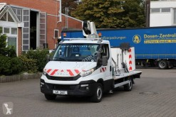 Iveco aerial platform truck Daily Iveco Daily 35-130 Hubarbeitsbühne Klubb France Versalift LT130TB