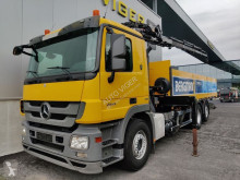 Camion Mercedes Actros plateau occasion