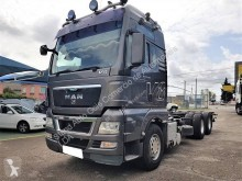 Camion châssis occasion MAN TGX 33.680