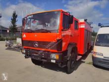 Camion pompiers Mercedes 1124