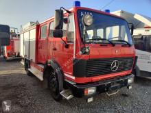 Used fire truck Mercedes 1222 F Feuerwehr / Firetruck / Pompiers
