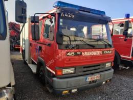 DAF 45 ATI 160 truck used fire