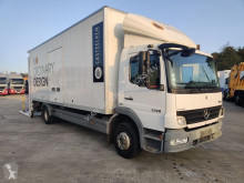 Used box truck Mercedes Atego 1318