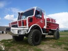 Camión Unimog camión cisterna incendios forestales usado
