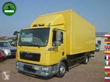 Camion furgon second-hand MAN TGL 7.150 BL Sub, 6m-Koffer,HLB