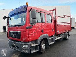 MAN three-way side tipper truck TGL 12.180 4x2 BB Doka 12.180 4x2 BB Doka