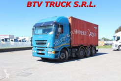 Camion porte containers Iveco Stralis STRALIS 430 MOTRICE 4 ASSI PORTACONTAINER 20