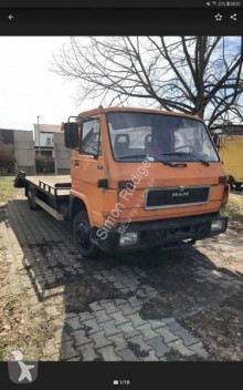 Camion MAN 8.150 vehicul de tractare second-hand