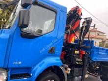 Camion benă transport piatra Renault Midlum 280.12