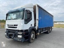 Iveco Stralis 260 S 36 truck used tautliner