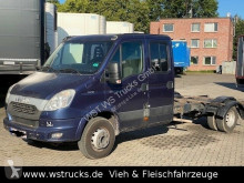 Utilitaire châssis cabine Iveco 70C21 Doppelkabine Fahrgestell AHK