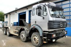 Used chassis truck Mercedes SK 3234 L 8x4 Chassi Doppel-H Blatt/Blatt