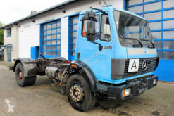 Camion sasiu second-hand Mercedes SK 1722 V6 4x2 Chassi Blatt German manual