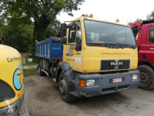 Camion benne occasion MAN L19LC