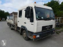 Camion benne MAN F L 75