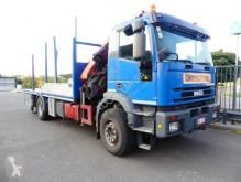 Camion plateau ridelles Iveco 190E31H