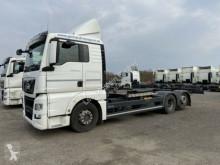 Camion MAN TGX 26.440 6 x 2 LL BDF- Wechsel LKW châssis occasion