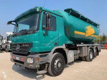 Camion citerne Mercedes Actros