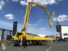 Camion MAN TGS 35.440 8x4 Betonpumpe CIFA K45H Carbotech betoniera autopompă de beton second-hand