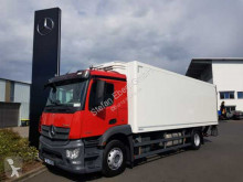 Mercedes Antos 1830 L 4x2 Mitsubishi LBW Safety Pack ACC truck used refrigerated